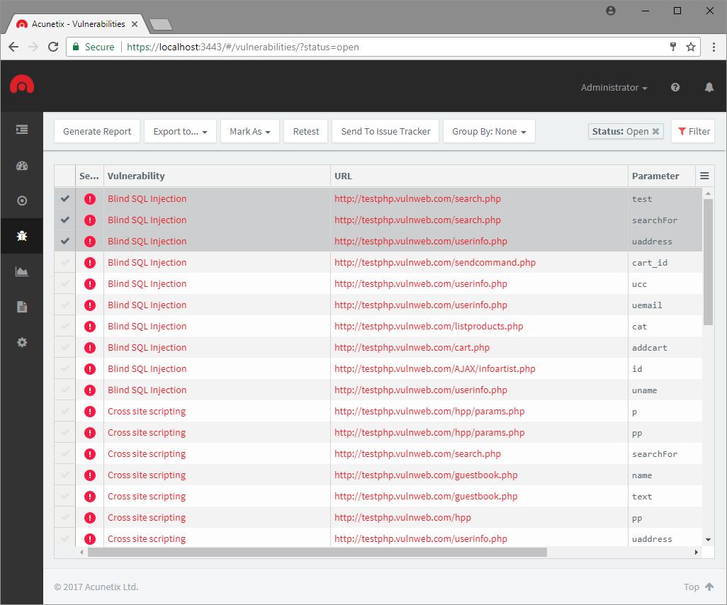 konfigurasi-acunetix-dengan-issue-tracker-4